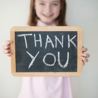 Electronic Thank-You Notes For Kids
