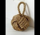 Dad can use this Rope Knot Door Stop ($50) for its intended purpose or to simply add a rustic nautical twist to a bookshelf or table.