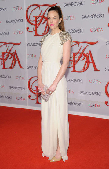 Mandy Moore(2012 CFDA Fashion Awards)