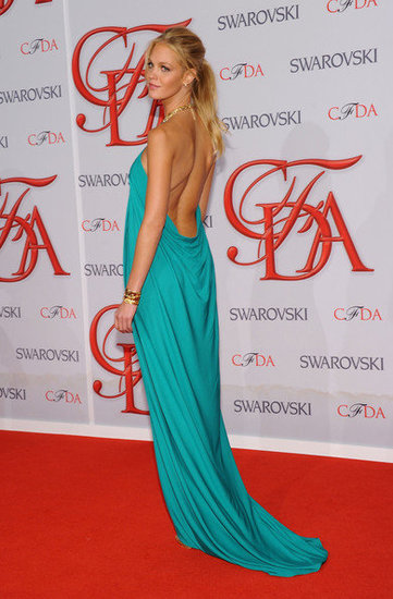 Erin Heatherton(2012 CFDA Fashion Awards)