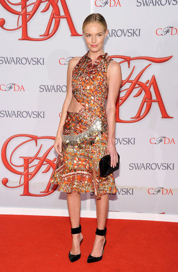Kate Bosworth(2012 CFDA Fashion Awards)