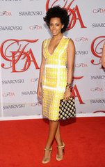 Solange Knowles(2012 CFDA Fashion Awards)