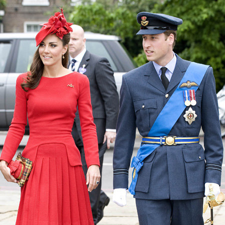 Kate Middleton Pictures With Royal Family at Diamond Jubilee Thames Boat Event