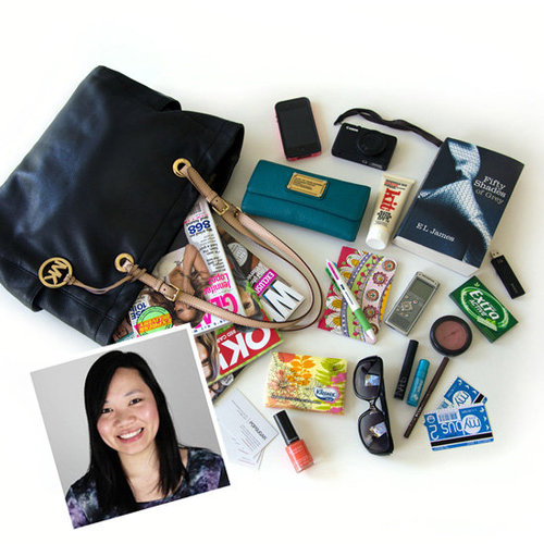 What's Inside a Celebrity Editor's Handbag