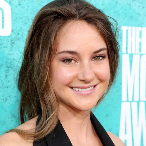 Shailene Woodley at the 2012 MTV Movie Awards
