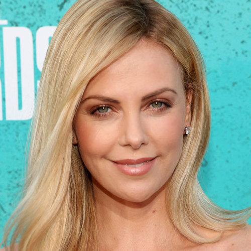 Charlize Theron at the 2012 MTV Movie Awards
