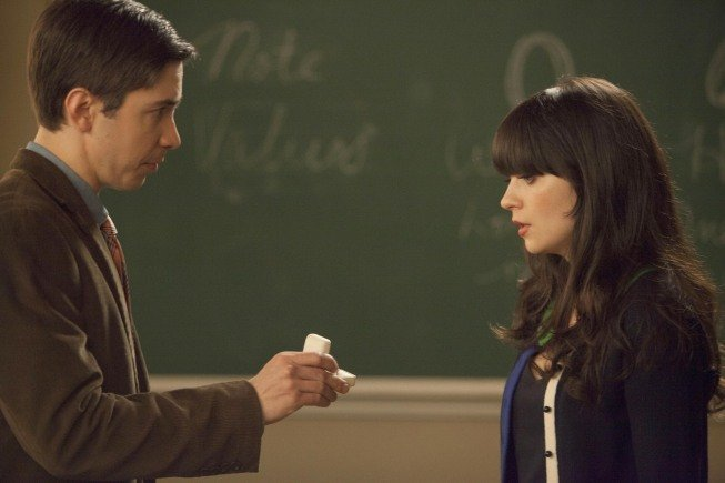 Paul and Jenn, New Girl