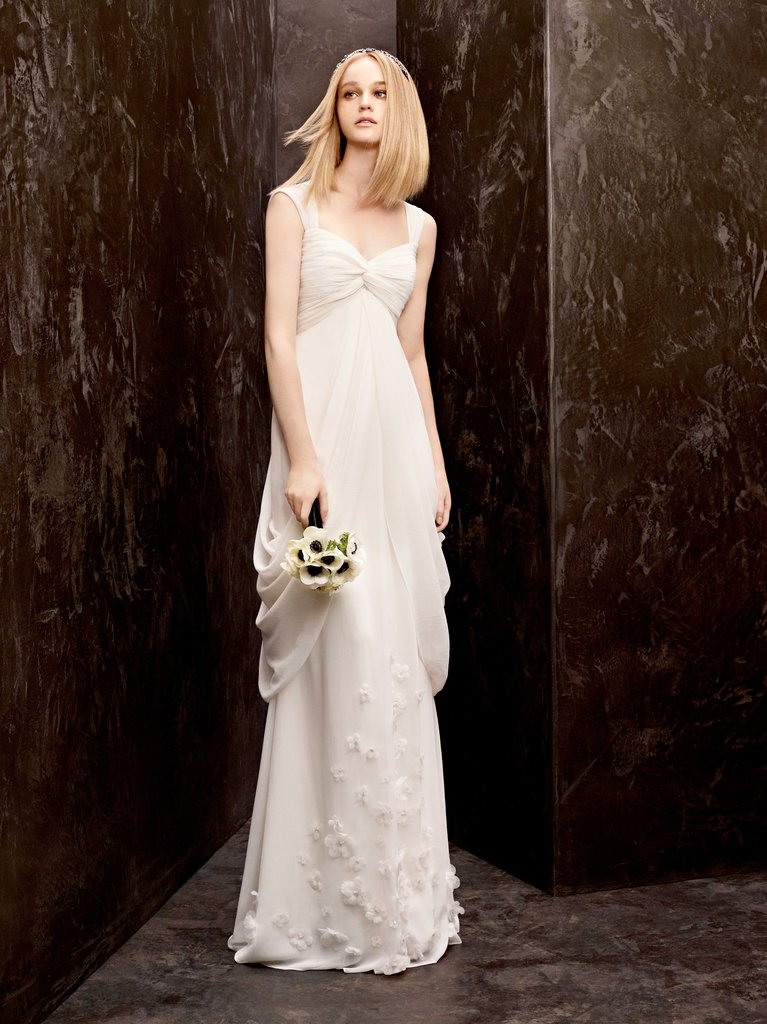 See the New White by Vera Wang Fall 2012 Bridal Collection!