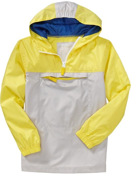 Old Navy Lightweight Zip Anorak ($17, Originally $20)