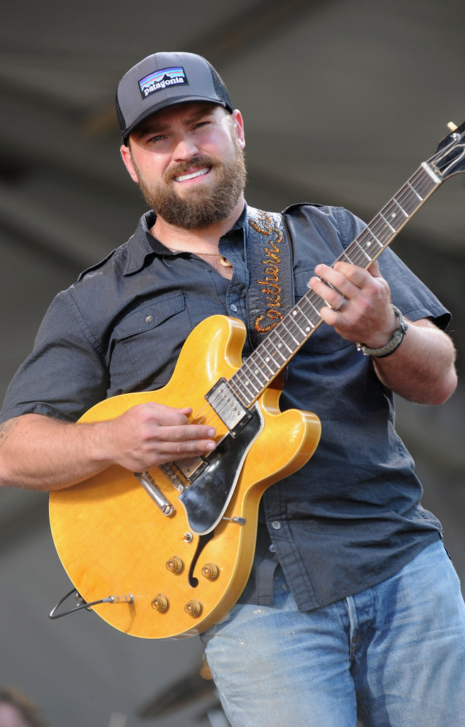 Zac Brown of Zac Brown Band