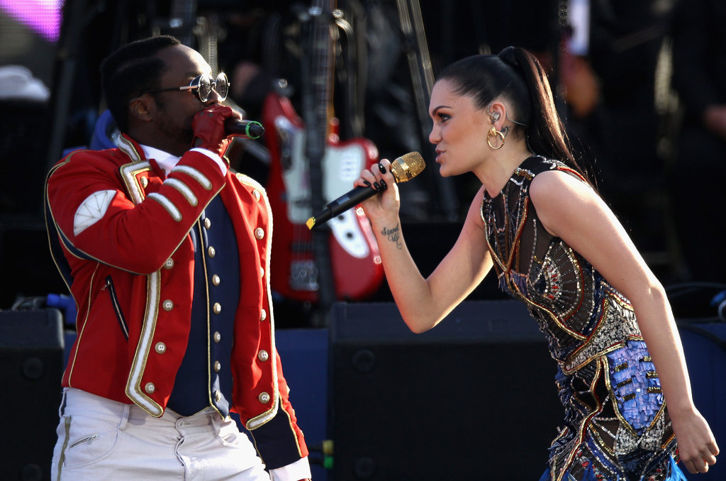 Will.i.am and Jessie J