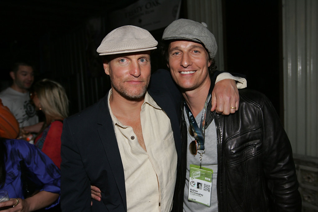 Woody Harrelson and Matthew McConaughey have been longtime friends, and they recently took their relationship to the small screen. Woody and MM are filming True Detectives, which will be their first time as TV costars after working together on the big screen in both Edtv and Surfer, Dude.