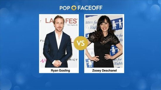Video: Ryan or Zooey? Garrett or Tom? Watch Our PopSugar 100 Game Show — Pop Faceoff!