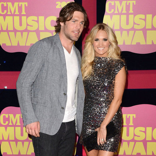 Carrie Underwood CMT Music Awards Pictures 2012