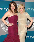 Funny girls Tina Fey and Amy Poehler shared the screen on Saturday Night Live for years, but their friendship actually got started in the '90s while they were both studying improv in Chicago.