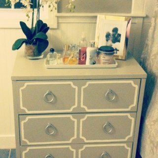 Bathroom Dresser DIY Pictures