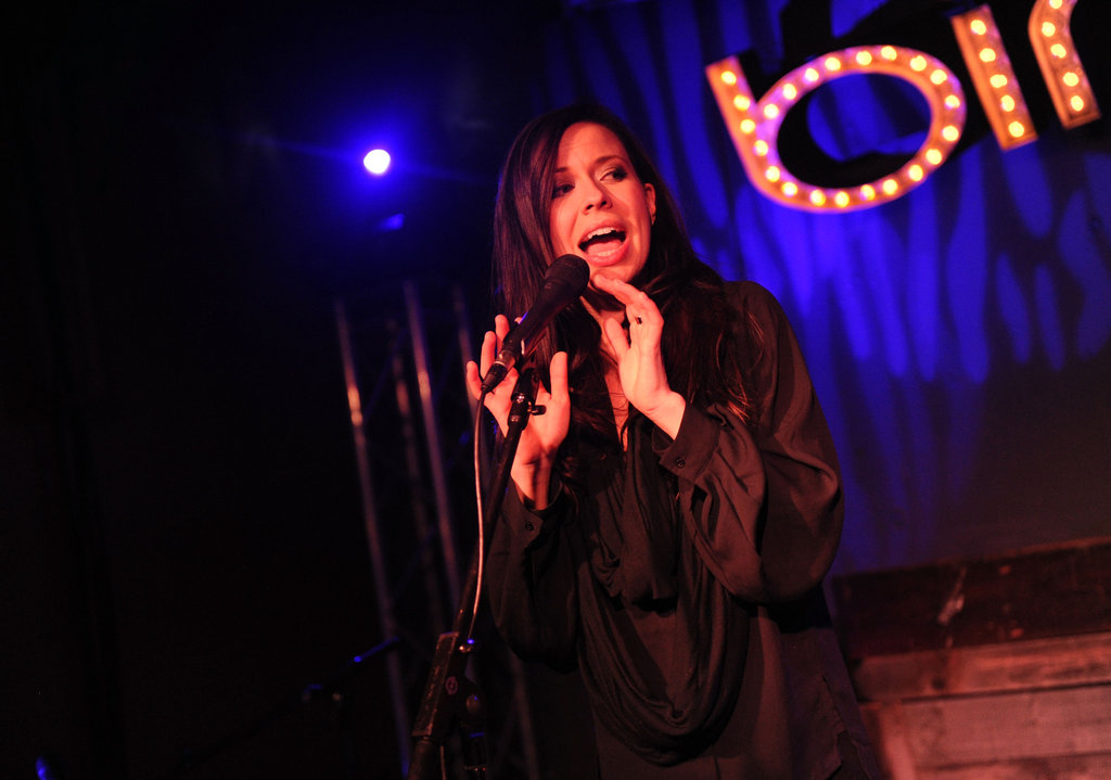 Joy Williams sang with The Civil Wars in January.