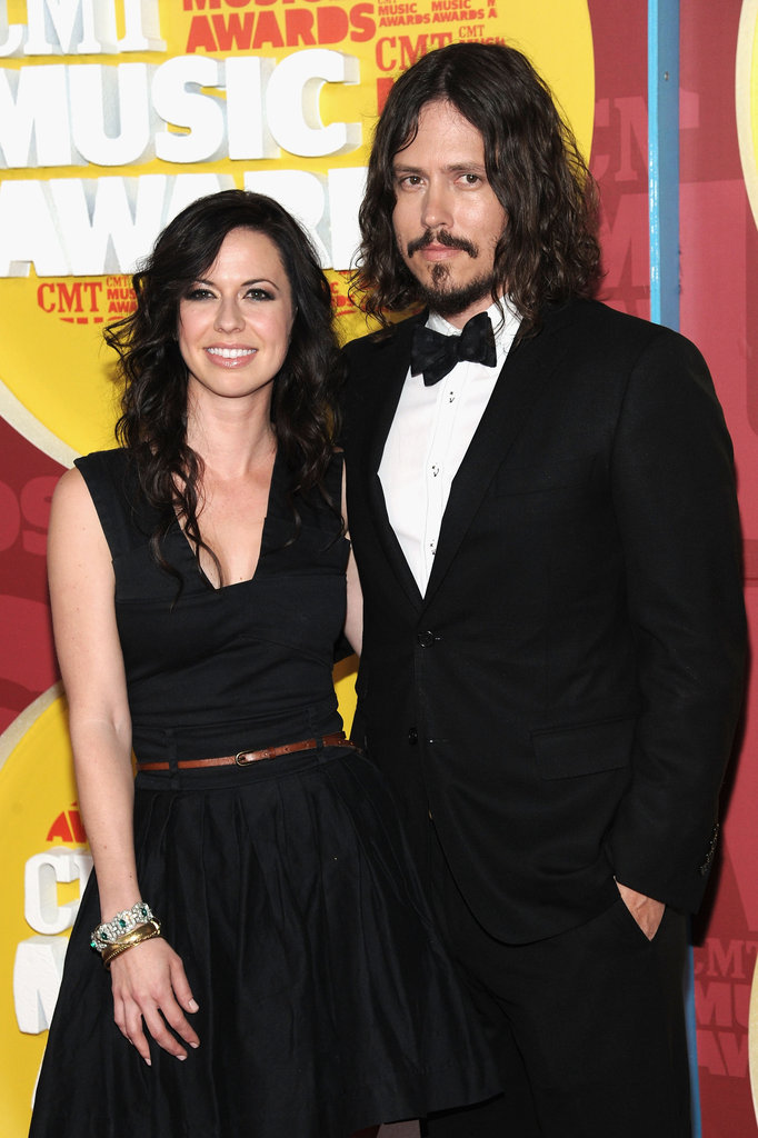Joy and John Paul attended the CMT Music Awards in 2011.