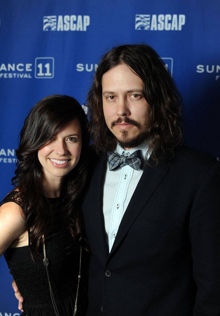 Joy and John Paul attended the Music Cafe at Sundance in 2011.