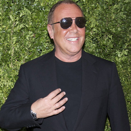 Michael Kors Fern Mallis 92Y Fashion Icons