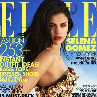 Selena Gomez Talking About Justin Bieber in Elle (Video)
