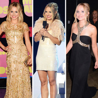 Kristen Bell Dresses at CMT Awards 2012