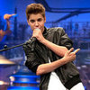 Check Out Justin Bieber Getting Silly On Spanish TV