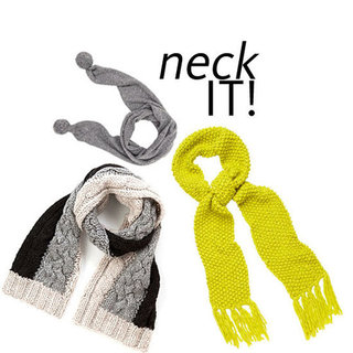 Shop the Top Ten Winter Scarves Online: Chunky Warm Scarves from Mimco, Witchery, Country Road, ASOS + more!