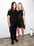 Olivier Theyskens and Kate Bosworth