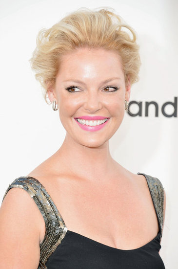 Katherine Heigl was in attendance at the AFI Life Achievement Award dinner honoring Shirley MacLaine in LA.