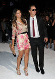 Camila Alves and Matthew McConaughey got fashionable for a Dolce & Gabbana event in Milan in June 2010.