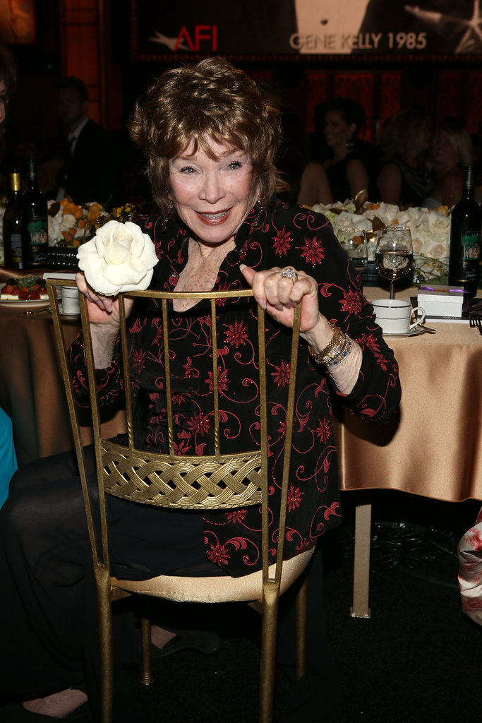 Hollywood's Most Famous Ladies Gather to Honor Shirley MacLaine