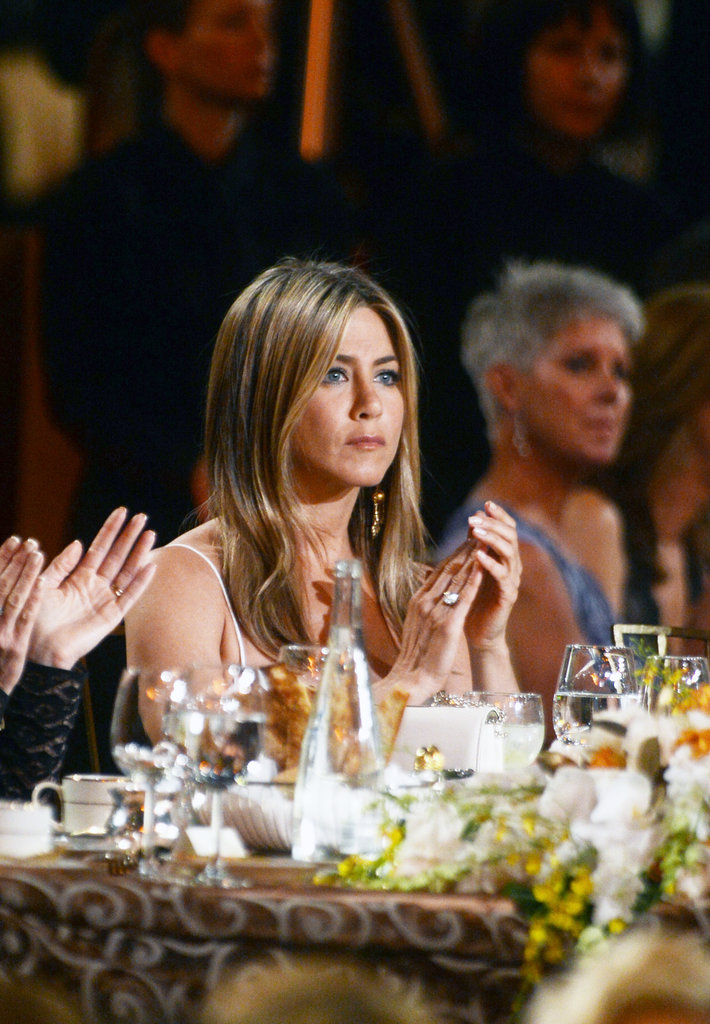 Jennifer Aniston attended an AFI gala.