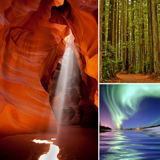 Summer Travel: 11 Natural Wonders in North America