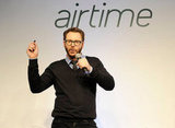 Sean Parker Launches Airtime