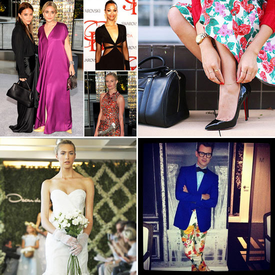 Fab Recap — the CFDA Awards, Brad Goreski's Tips, 10 Shoes Every Woman Should Own, and More!