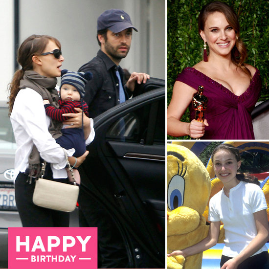 Natalie Portman Is 31 — See Her Grow From Child Star to Oscar Winner