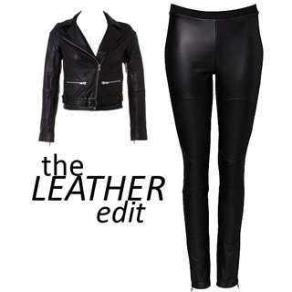 The Leather Edit: Our Top 6 Picks For A Lifetime Of Style