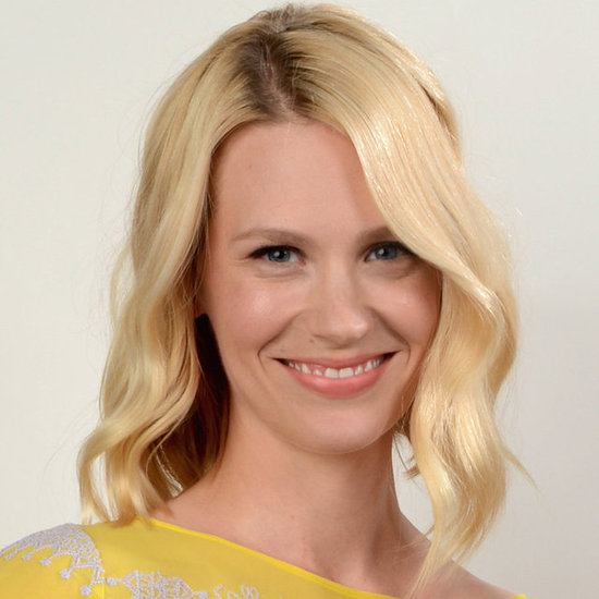 We thought January Jones looked light and fresh at the 14th Annual Young Hollywood Awards. Her nude lipstick kept things minimal, a classic look that's easy to wear. Try MAC Lipstick in Myth ($36), an amazingly flattering matte shade.