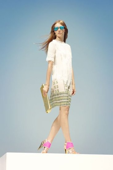 BCBG Max Azaria Resort 2013 