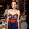 Amanda Seyfried Beaded Dress Red Belt
