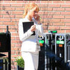 Gwyneth Paltrow Pictures on Iron Man 3 Set