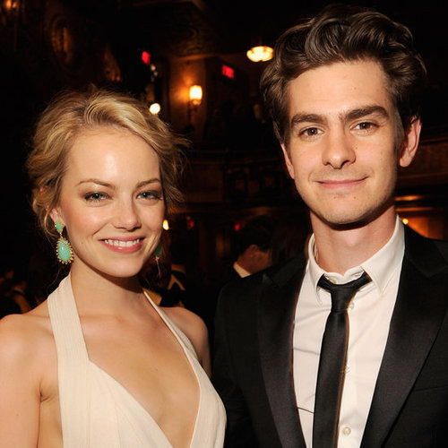 Emma Stone and Andrew Garfield at the 2012 Tony Awards Video
