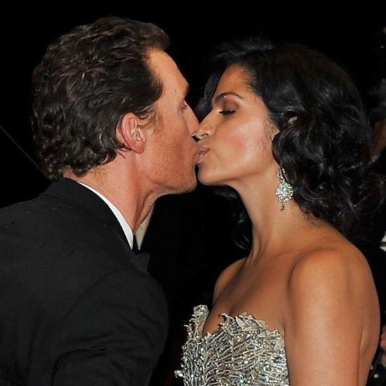 Matthew McConaughey and Camila Alves Wedding Details Video