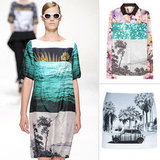 Snapshot Style — 10 Cool Photo-Print Pieces to Slip Into This Summer