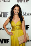 Rachael Leigh Cook smiled as she posed for photos at the event.