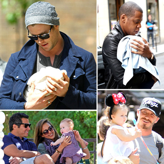 See All the New Celebrity Dads in Honor of Father's Day!