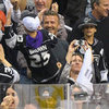 LA Kings Stanley Cup Win Celebrity Pictures