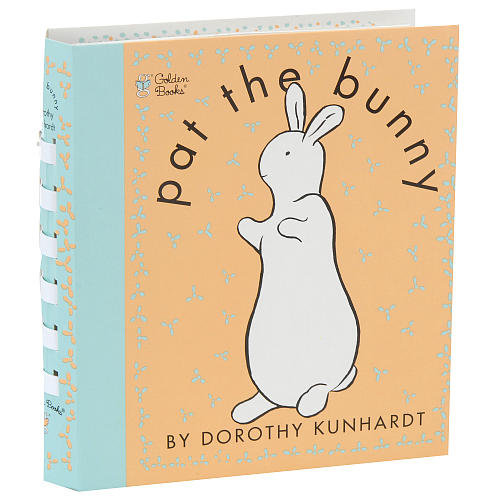Pat the Bunny Board Book