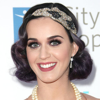 Katy Perry With Flapper Hair